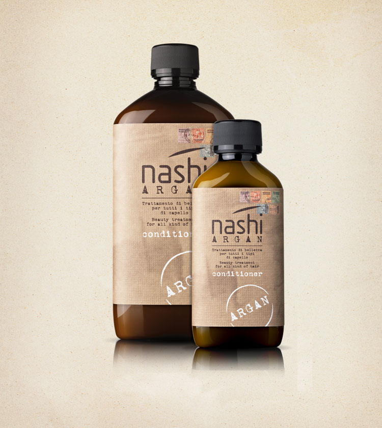 Conditionner Nashi Argan