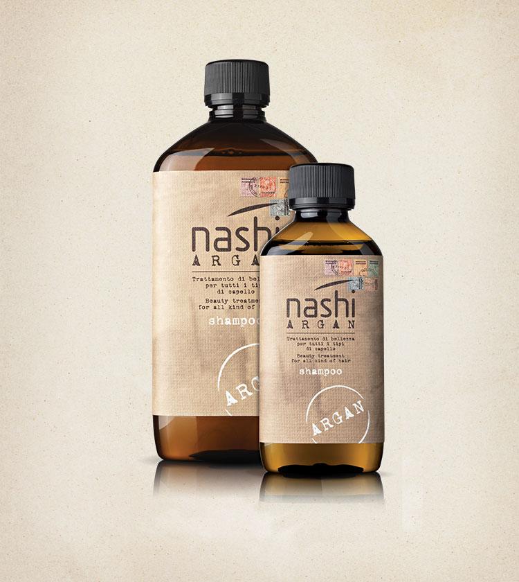 Shampooing Nashi Argan